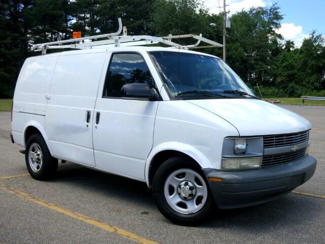2003 Chevrolet Astro Cargo Van 2WD 86K MILES