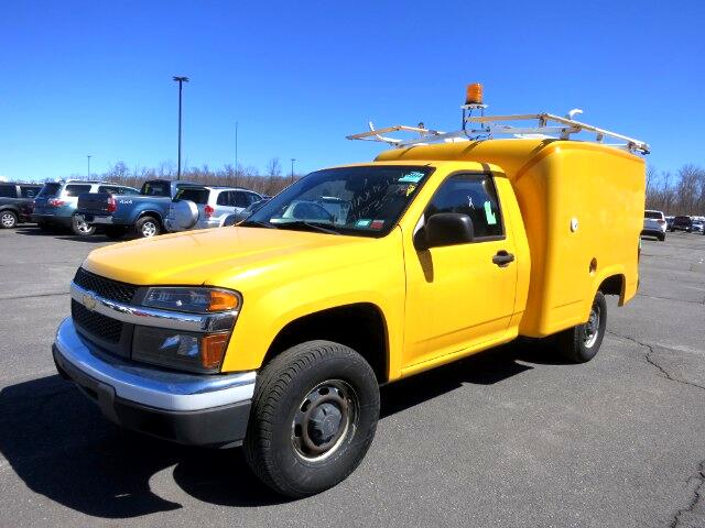 2008 Chevrolet Colorado WORK TRUCK UTILITY BODY ONLY 17K ACTUAL MILES
