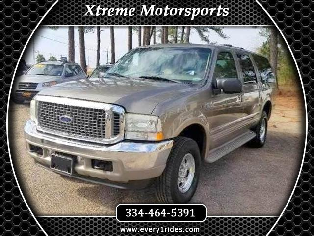 2002 Ford Excursion Limited 6.8L 4WD