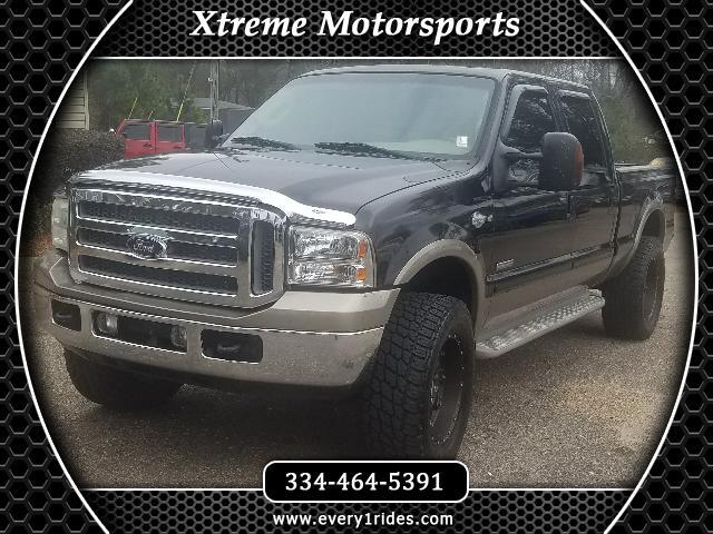 2006 Ford F-350 SD KING RANCH 4WD