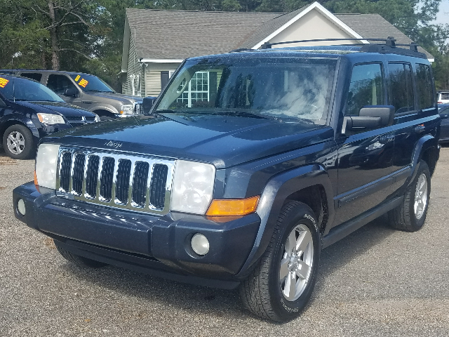 2007 Jeep Commander Sport 2WD