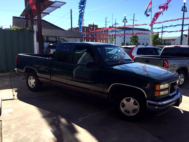 1997 GMC Sierra C/K 1500 Ext. Cab 6.5-ft. Bed 2WD