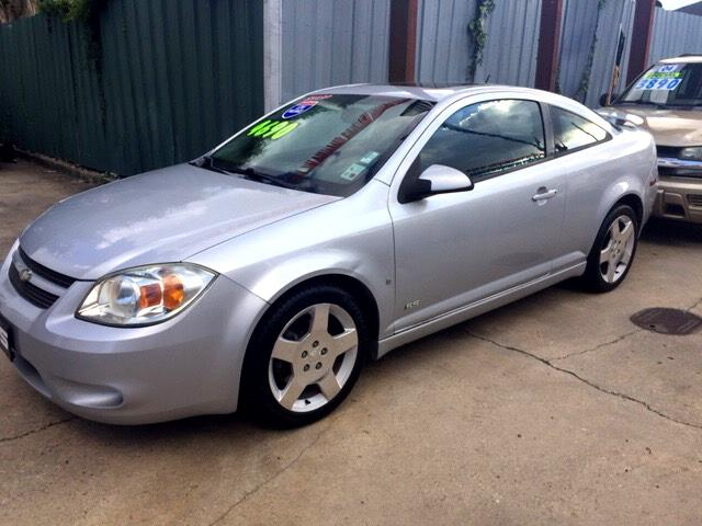 2006 Chevrolet Cobalt 2dr Cpe SS Supercharged