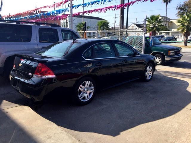 2012 Chevrolet Impala 4dr Sdn 3.9L LT