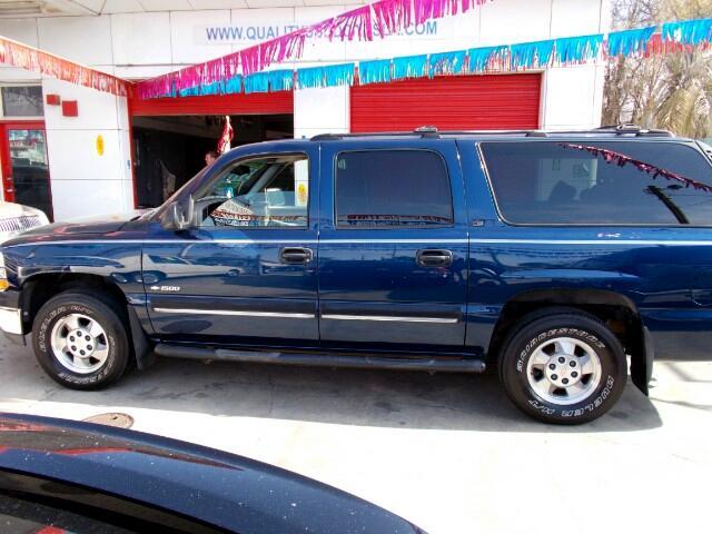 2000 Chevrolet Suburban C1500 2WD