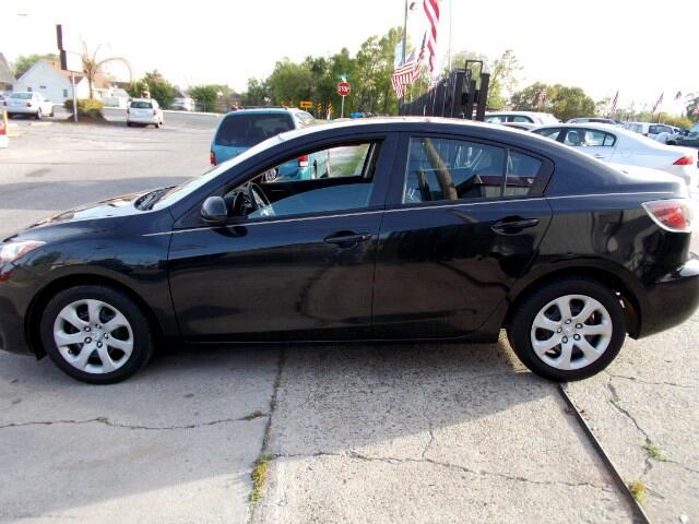 2013 Mazda MAZDA3 i SV AT 4-Door