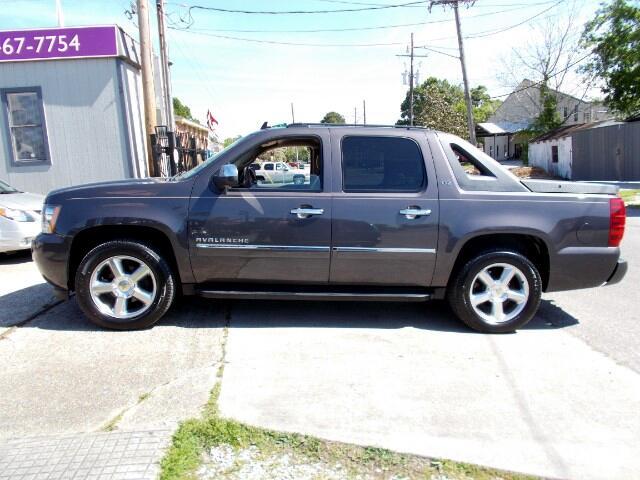 2010 Chevrolet Avalanche LTZ 2WD