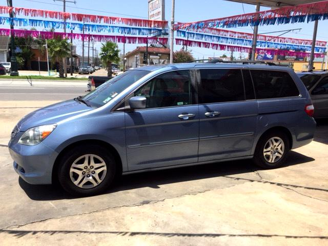 2006 Honda Odyssey EX w/ Leather and DVD