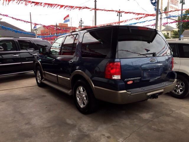 2004 Ford Expedition EL Eddie Bauer