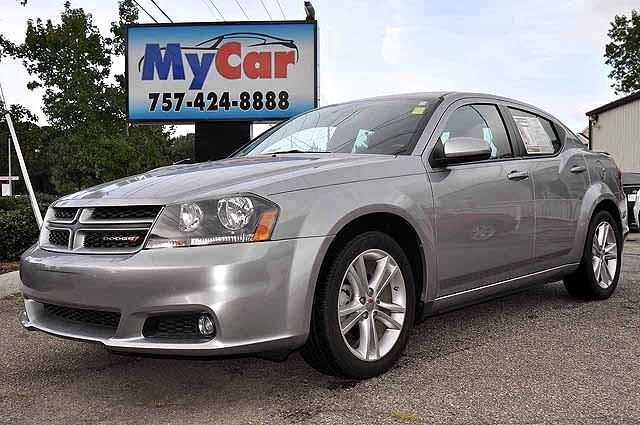used 2013 dodge avenger for sale in virginia beach va 23464 my car. Cars Review. Best American Auto & Cars Review