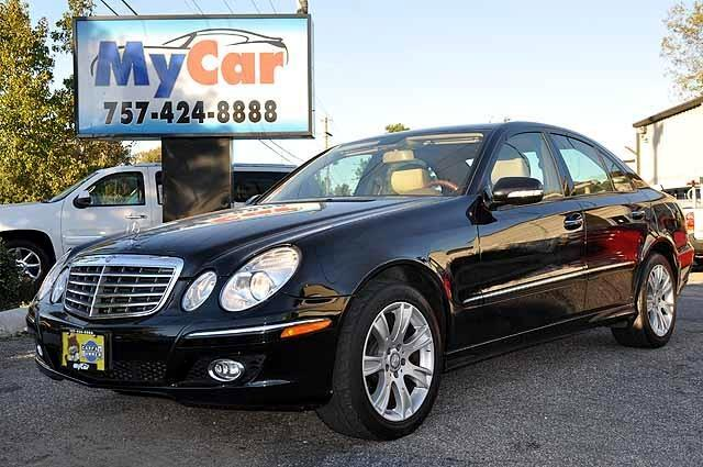 Used 2009 mercedes benz e350 for sale in virginia beach va for Mercedes benz va beach