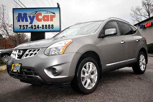 used 2012 nissan rogue for sale in virginia beach va 23464. Black Bedroom Furniture Sets. Home Design Ideas