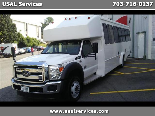 2012 Ford F550 Goshen G Force Bus