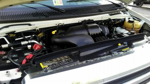 2011 Ford Econoline E350