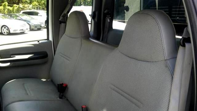 2007 Ford F-450 SD SuperCab 4WD DRW