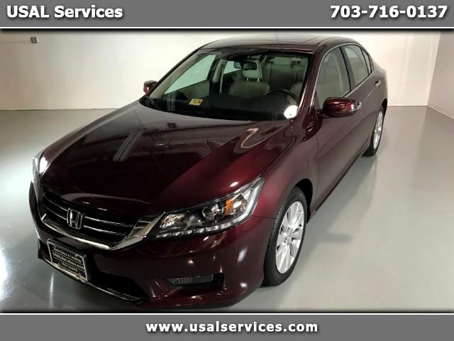 2014 Honda Accord EX-L V6 Sedan AT