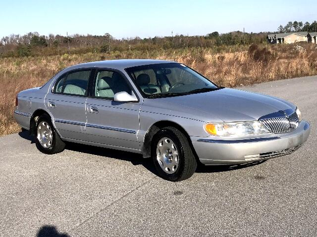 1999 Lincoln Continental Please visit our website at wwwlazarsautosalescom for more photos and in