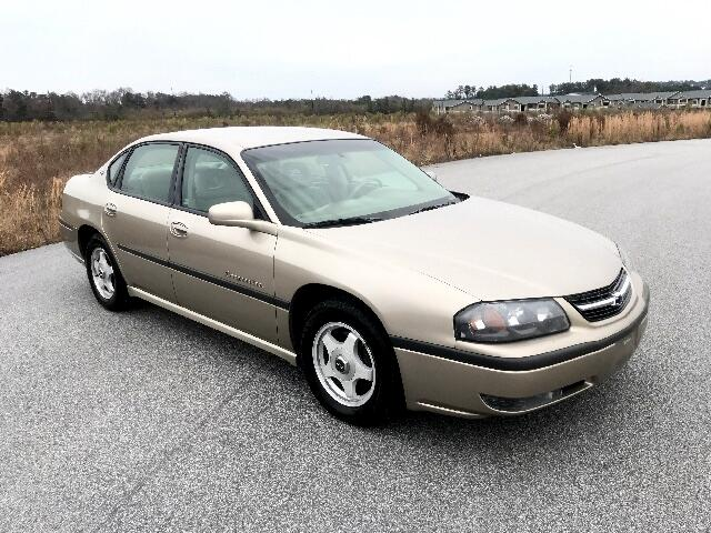 2002 Chevrolet Impala Please visit our website at wwwlazarsautosalescom for more photos and infor