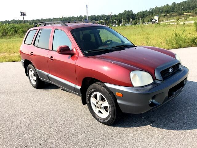 2001 Hyundai Santa Fe Please visit our website at wwwlazarsautosalescom for more photos and infor