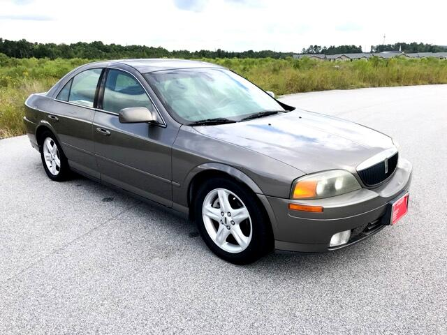 2002 Lincoln LS Please visit our website at wwwlazarsautosalescom for more photos and information