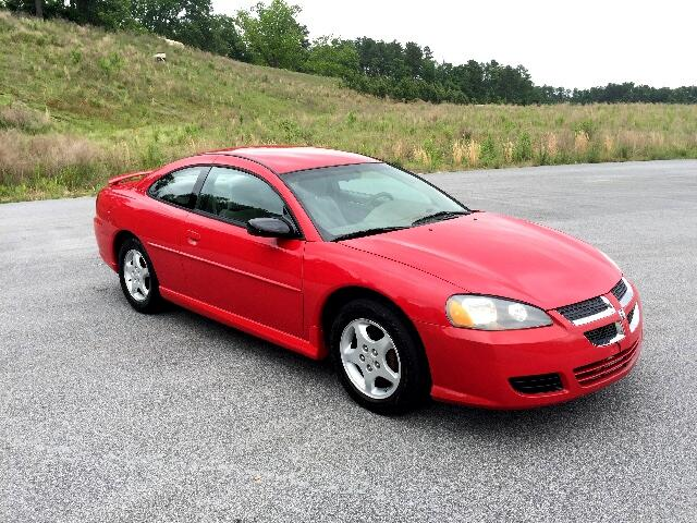 2004 Dodge Stratus SXT Coupe