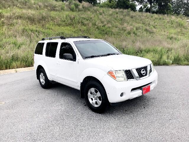 2006 Nissan Pathfinder Please visit our website at wwwlazarsautosalescom for more photos and info