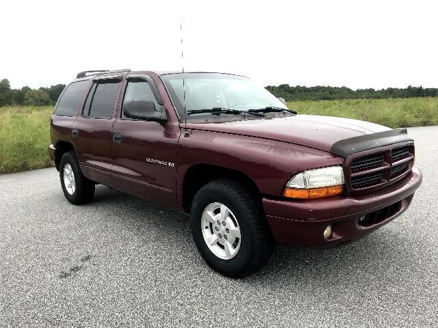 2001 Dodge Durango 2WD