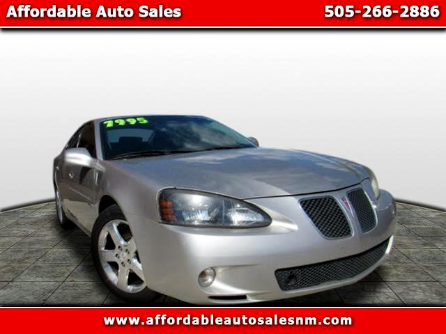 2008 Pontiac Grand Prix GXP Sedan