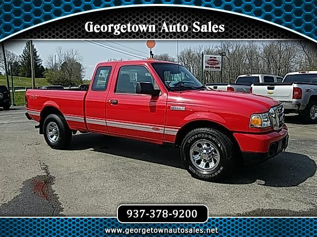 2009 Ford Ranger Supercab 4.0L XLT Off-Rd 4WD w/394A