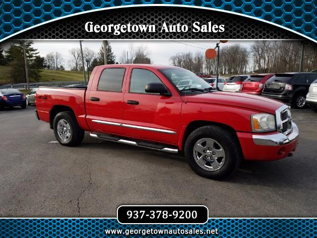 2005 Dodge Dakota Laramie Quad Cab 4WD