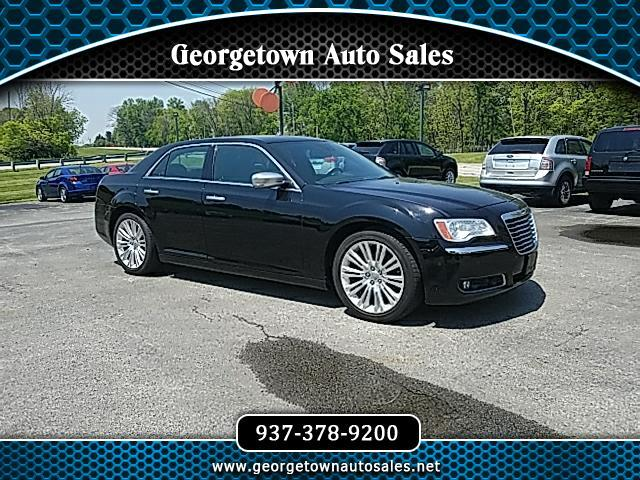 2012 Chrysler 300 LIMITE C