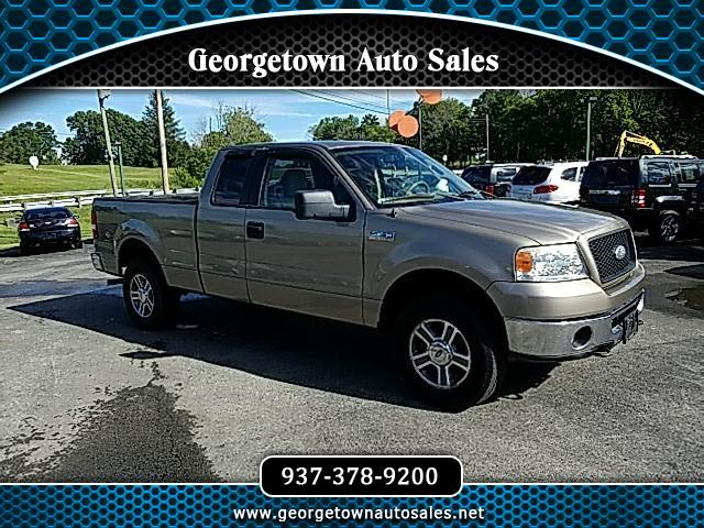 2006 Ford F-150 XLT SuperCab 6.5-ft. Bed 4WD
