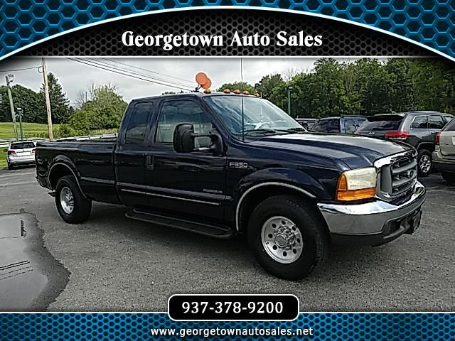 1999 Ford F-350 SD XLT SuperCab Long Bed 2WD