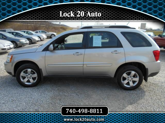 2008 Pontiac Torrent AWD