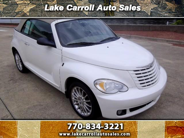 2008 Chrysler PT Cruiser Convertible