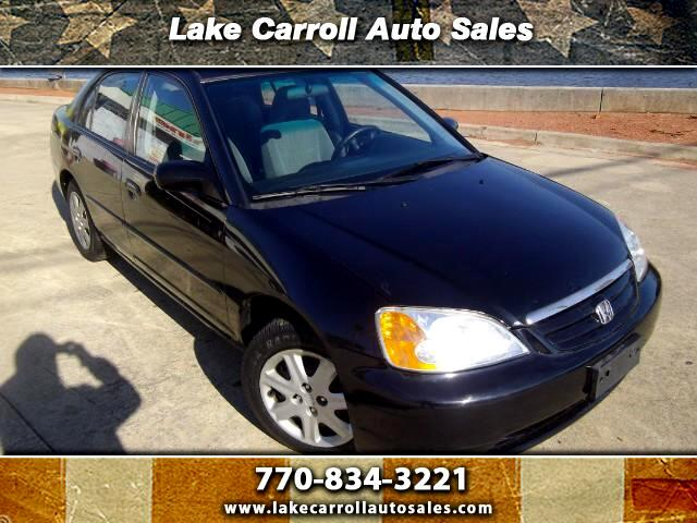 2003 Honda Civic EX Sedan 4-spd AT