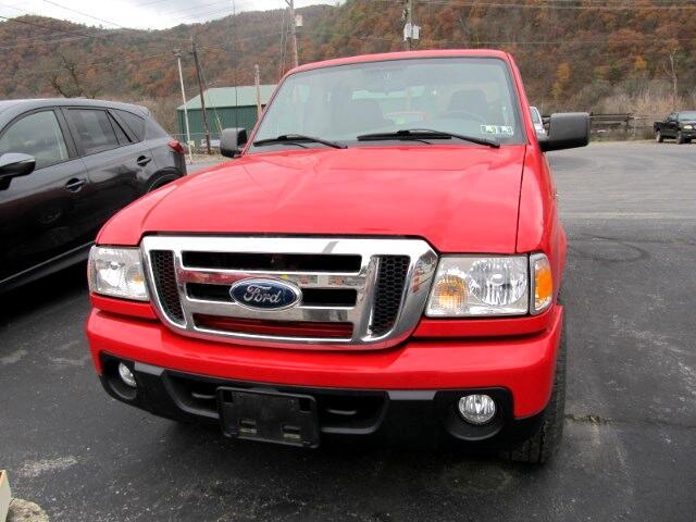 """2009 Ford Ranger 4WD 4dr SuperCab 126"""" XLT"""