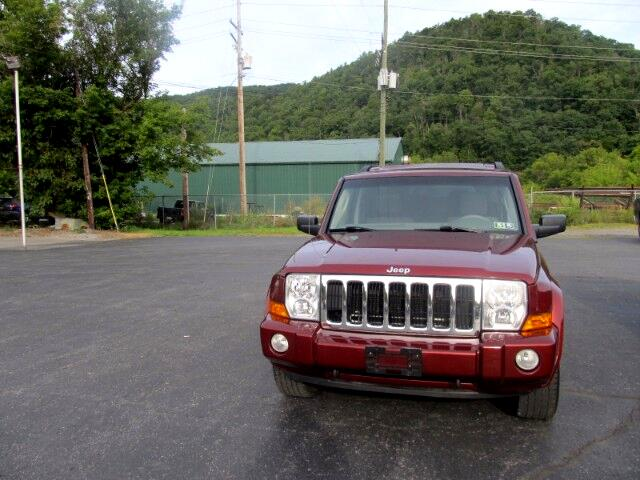 2008 Jeep Commander rocky mountain edition