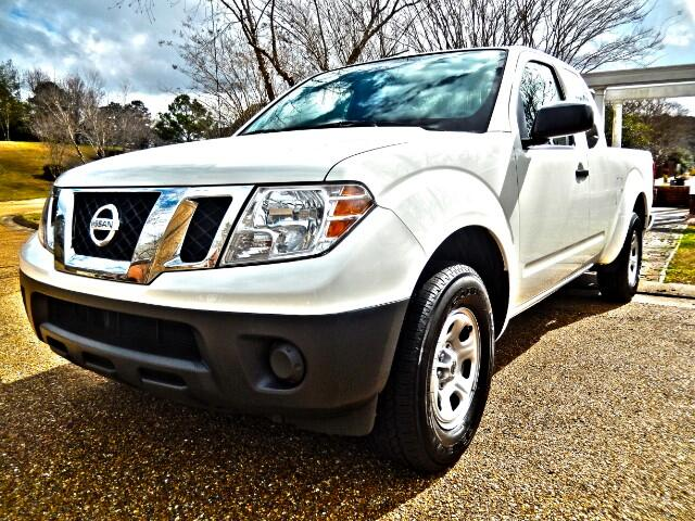 2014 Nissan Frontier King Cab 4x2 S Auto