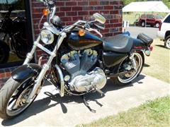 2011 Harley-Davidson XL883L