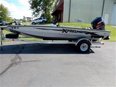 2010 Xpress Bass boat