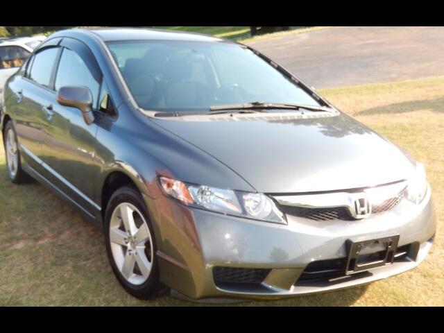 2010 Honda Civic LX-S Sedan 5-Speed AT