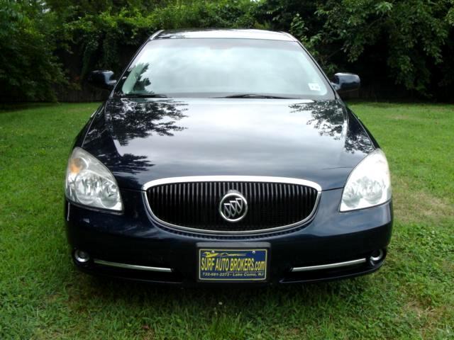 2007 Buick Lucerne V8 CXS