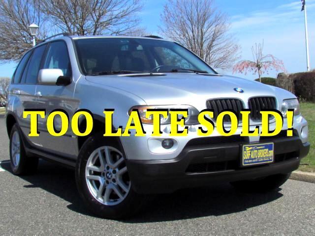2004 BMW X5 3.0i