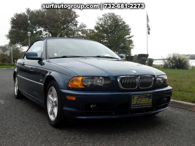 2002 BMW 3-Series 325Ci convertible