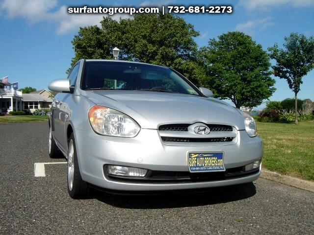 2007 Hyundai Accent SE 3-Door