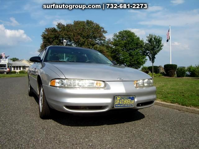 2002 Oldsmobile Intrigue GX Sedan