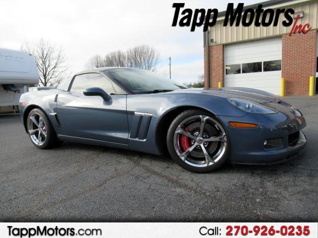 2012 Chevrolet Corvette GS Coupe 3LT