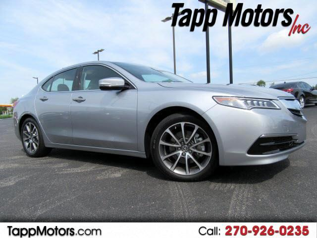 2017 Acura TLX 9-Spd AT SH-AWD w/Technology Package