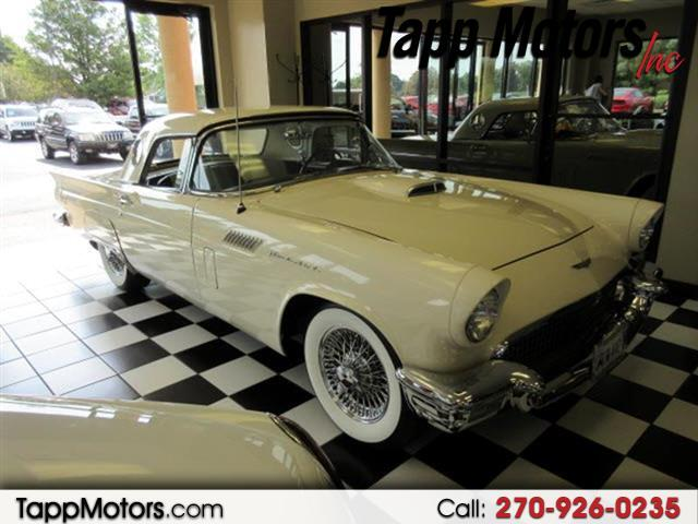 1957 Ford Thunderbird Turbo